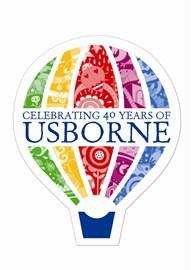 Celebrating 40 years of Usborne