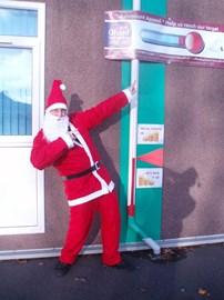 Santa Dave loves the Appeal barometer!