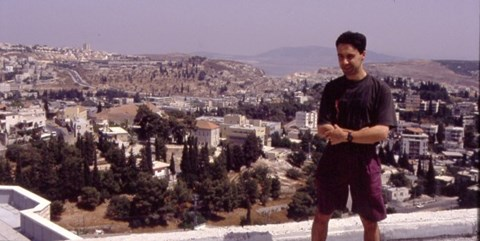 The last time I was in Nazareth - 1993