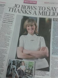 Lovely article in the Yorkshire Post