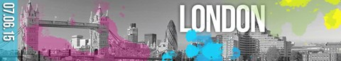 London Colour Run 7th June 2015
