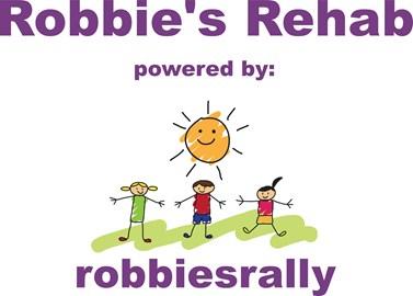 Robbie's Rehab's new logo