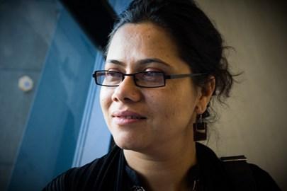 Nepali Human Rights Lawyer Mandira Sharma