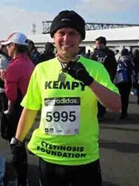 Silverstone Half Marathon PB 1:46.50!