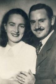 Maura & Seaghan 1950