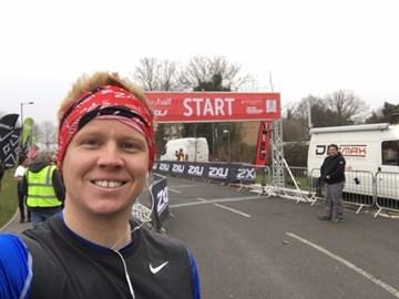 Event 1 - Surrey Half Marathon