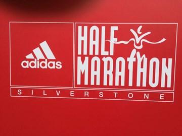 Silverstone Half Marathon - 13 March 2016