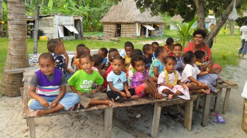 Crowdfunding to Help change the lives of Fijian children ...