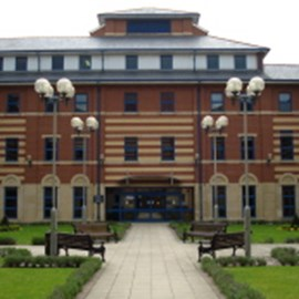 Sheffield Computer Science building