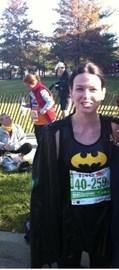 Batwoman prepares