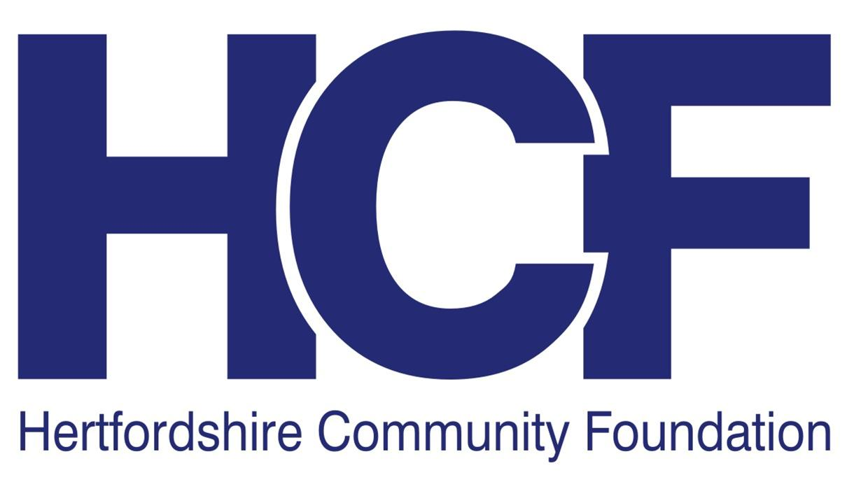 Hertfordshire Community Foundation - JustGiving