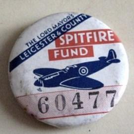 Spitfire fundraising logo