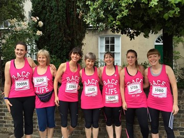 St. Anthony's Striders ready for action
