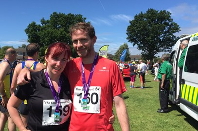 Recovering from a previous (flat) 10k