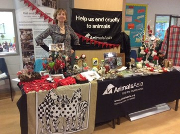 Our event stalls