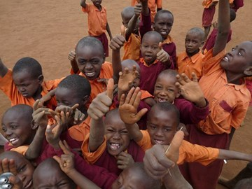 Thank you from the Kids of Tsavo