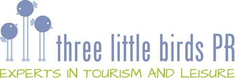 Three Little Birds PR Logo