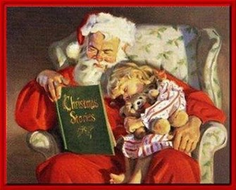 All Children need Xmas stories