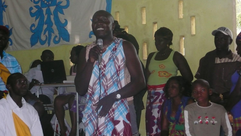 Appeal For Support Hugo Jabini In Exile After Landmark Land Rights