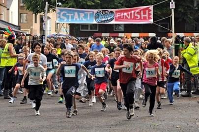 Children's race 2012