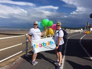 """Pier to Pier"" sponsored Walk"