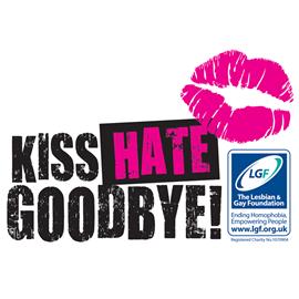Kiss Hate Goodbye!