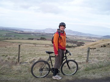 Cycling in Fife