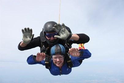 Skydive - 1 September 2012