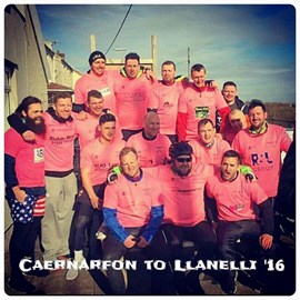 CAERLLAN 2016.. Great bunch of lads.. what an achievment