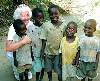 Our amazing founder - Maureen Macintyre xx