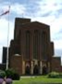 West Front Guildford Cathedral