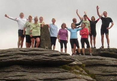 Running on Dartmoor Sept 2009