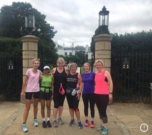 Run to Pembroke Lodge