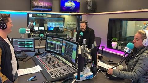 Sea FM interview