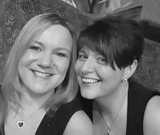 Kerrie & Debi