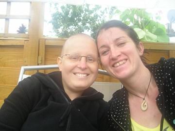 Ashley & Clodagh - July 2007