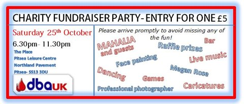 Details of party!!