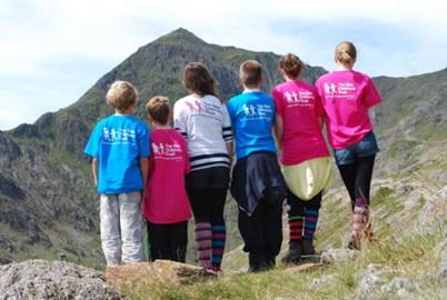 Mount Snowdon, last of the 3 Peaks.