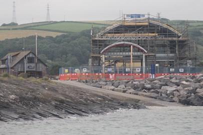 Taken from the estuary, 13th June 2018