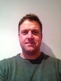Team Member 1 Gary Beech