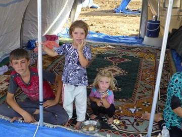 Newroz Camp, Derik, Jazira Canton, Rojava.