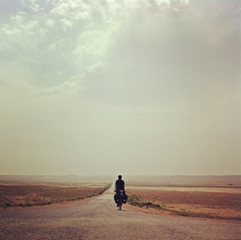 Into the Kazakh Desert