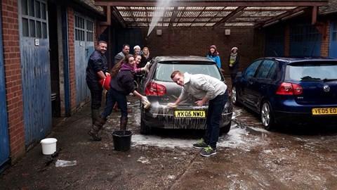 CITB car wash