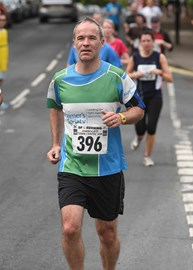 Harrogate 10k - warm up :)