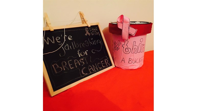 Amirah Binti Mohammad Ariff is fundraising for Breast Cancer