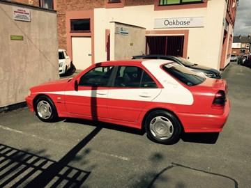 The Car!!