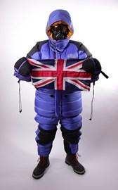 Polar Suit in case it gets a bit blowy!