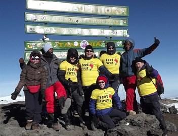 The summit!!
