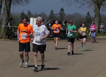 City of Norwich Half Marathon 2017