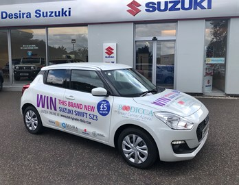 This is the car you could win!
